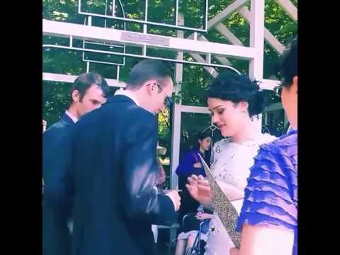 The Benns Lesbian Wedding