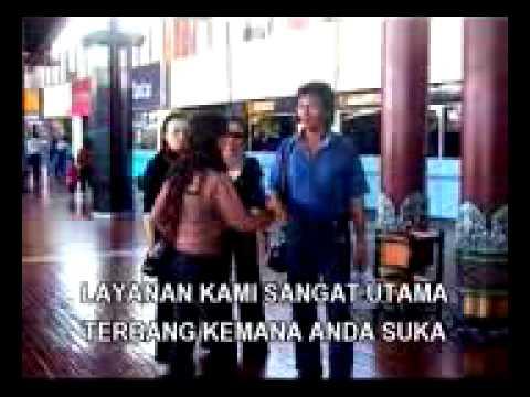 Sweety Mom Alvianti Umar - Sepinggan Balikpapan Airport (Visit Balikpapan Promo)