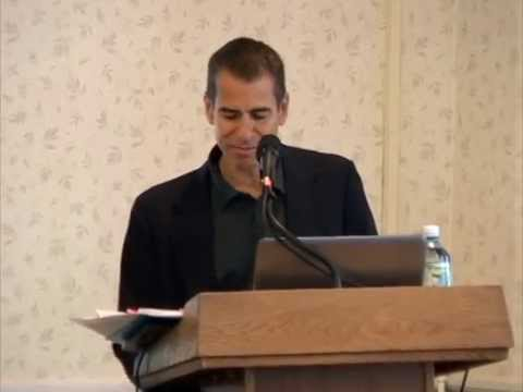 Alex Sanchez at The Queer Young Adult Literature Conference, CU-Boulder