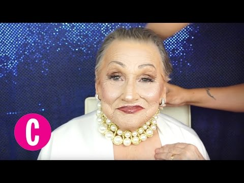 Grandma Contouring Makeup Transformation: Evening Look | Cosmopolitan