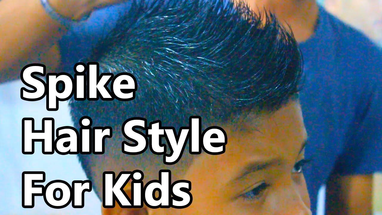 Indonesian Barber -- Gaya Rambut Anak SD Zaman Sekarang ...