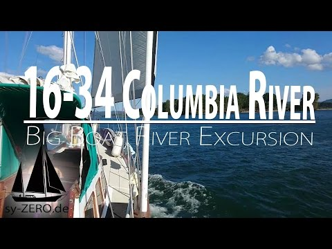 16-34_Columbia River - Big Boat River Excursion (sailing syZERO)