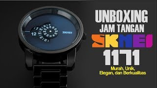 Download Video Unboxing SKMEI 1171 - Jam Tangan MURAH, UNIK, ELEGAN, dan BERKUALITAS MP3 3GP MP4