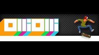 Randy Reviews - OlliOlli PC - Uber Skate Game