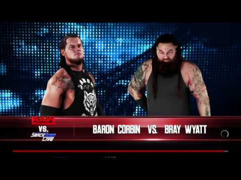 Download WWE 2K18 Baron Corbin VS Bray Wyatt Requested 1 VS 1 No DQ Match