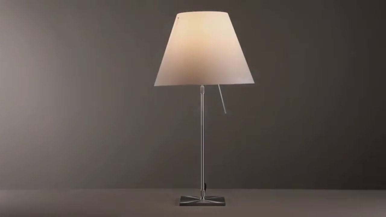Luceplan Costanza Lampadaire Costanza By Luceplan Made In Design