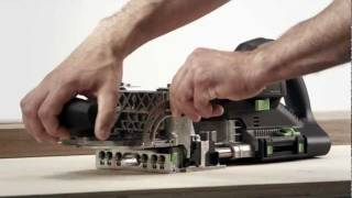 Fresadora FESTOOL DOMINO XL