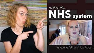 Getting the help you need in the NHS system - Mental Health | Kati Morton