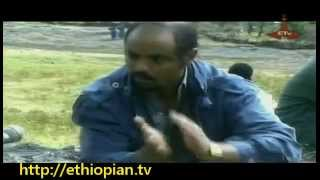 Meles Zenawi with Rural People in Ethiopia