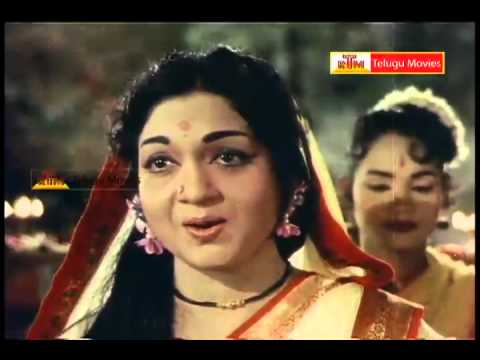 Bhaktha Prahlada Telugu Movie Songs - Siri Siri Laali  - Anjali Devi , S.V.Ranga Rao