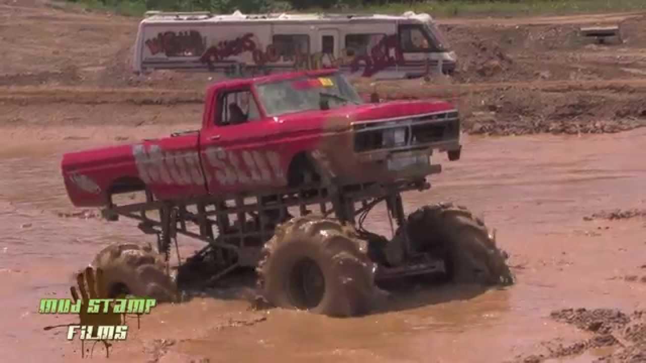 Off Road Sluts mud slut mega truck goes deep! wgmp