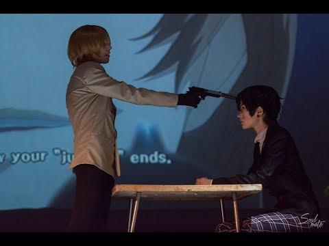 Persona 5 Akira Kurusu Ren Amamiya X Goro Akechi Cosplay Youtube