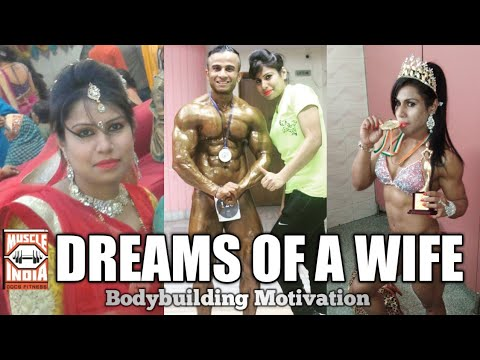 BODYBUILDING MOTIVATION – HUSBAND WIFE Love Story
