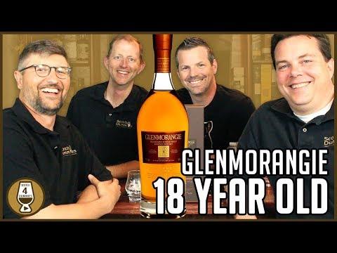 🥃 Glenmorangie 18 Year Old  -  Highland Single Malt Scotch Whisky Review #152