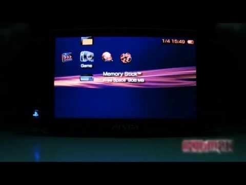 PS Vita Update : TN-V v3 (CEF,CFW,Custom Firmware)