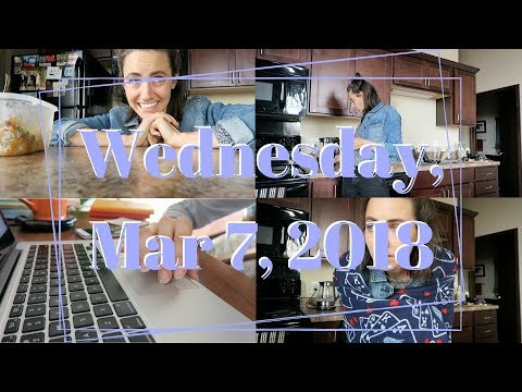 3.7.18 | Productive Day Working From Home