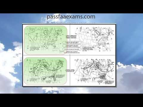 FAA Knowledge Test Weather Questions