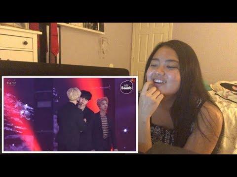 BTS (방탄소년단) Jimin singing 'Serendipity' @BTS Countdown (Bangtan Bomb) REACTION VIDEO