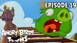 Angry Birds Toons | Sneezy Does it - S1 Ep19