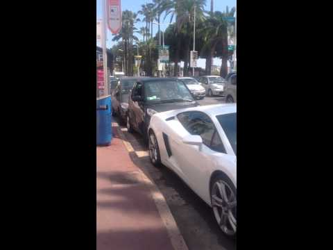 Smart Cannes Parking - Summer 2013
