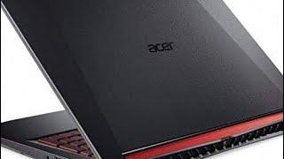 Acer Nitro 5 uzun kullanım  testi (nitro sense kurulum)