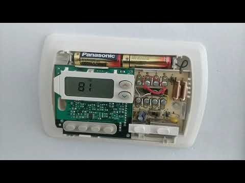 whiterodgers thermostat model 1f80261
