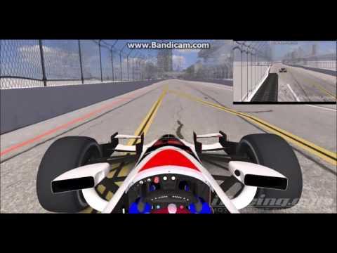 iRacing Long Beach Dallara DW12