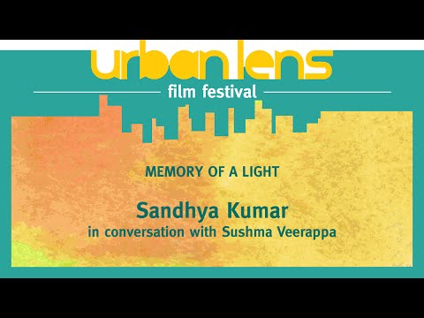 Urban Lens Film Festival 2014 | In conversation with Sandhya Kumar
