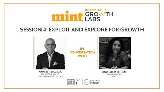 Mint Personal Growth Labs - Exploit and Explore for Growth