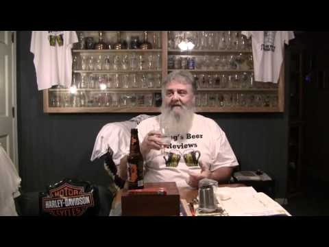 Beer Review # 699 Thomas Creek Brewery Orange Blossom Pilsner 2