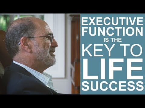 Dr. Jack Naglieri Discusses... Executive Function Is The Key To Life Success