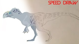 Y-Rex - Speed Draw on Pivot