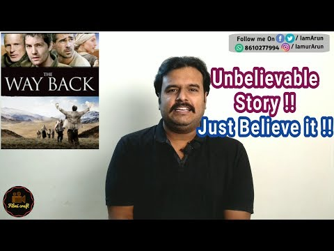 The Way Back (2010) Hollywood Movie Review In Tamil By Filmi Craft