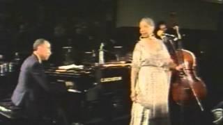 Alberta Hunter 1982 Berlin -5+6: Georgia On My Mind + Wien Nur Du Allein