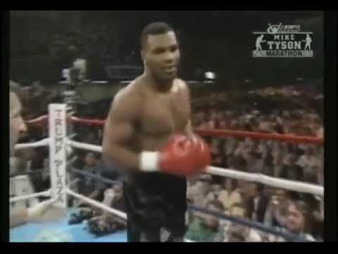 Mike tyson intimidating entrance songs
