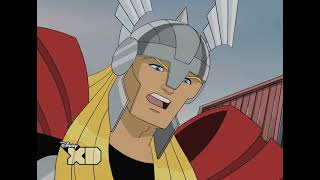 Thor the Mighty - The Avengers: Earth