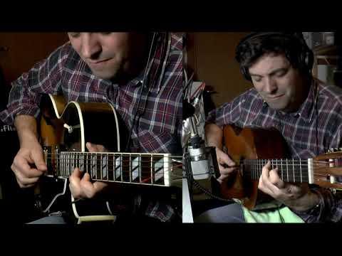 Influencia do jazz (Carlos Lyra) - Renato Greco (solo on guitars)