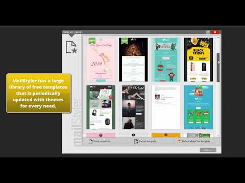 How To Create A Responsive Html Newsletter With Free Templates  In Minutes