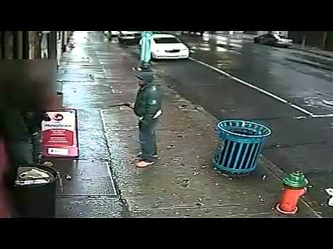 Shooting and Robbery in Philadelphia