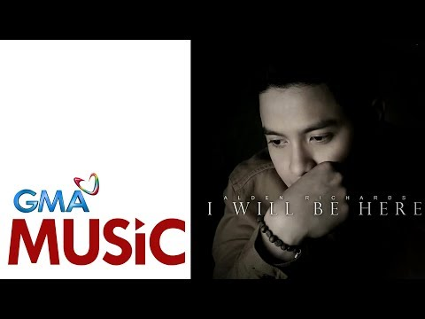 I Will Be Here | Alden Richards | Official Lyric Video