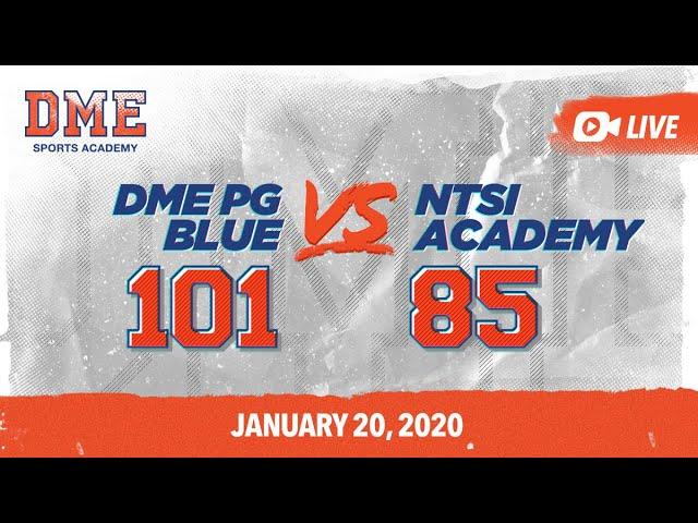 DME PG Blue vs NTSI