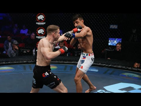 Jesse Strader vs Isaiah Gonzalez Full Fight | MMA | Combate Fresno