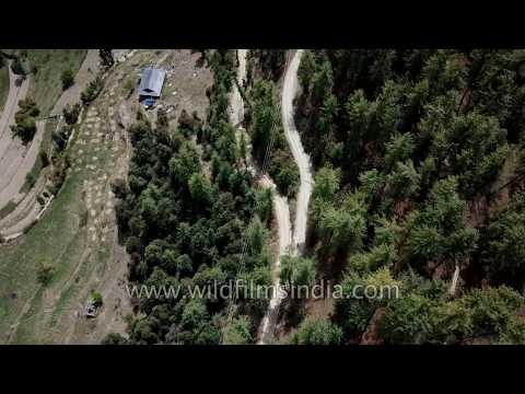 Shimla - biking on m