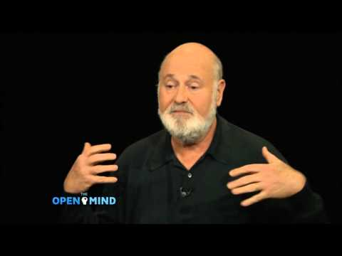 The Open Mind: Being Addicted - Rob Reiner
