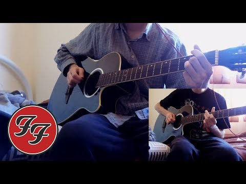 Foo Fighters - Disenchanted Lullaby (Acoustic Cover)