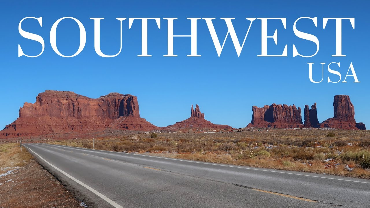 Our 7 Day South West USA Road Trip