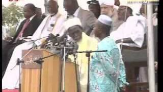 Chief Imam of Ghana speaking- persented by -khalid- QADIANI.mp4