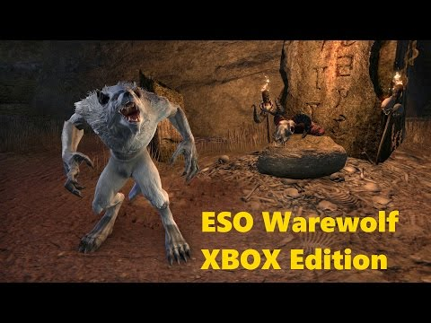 Eso: How to Warewolf