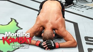 UFC Non-Stoppages: 'Someone Is Going to Have to Die, Before Anything Changes' | MORNING KOMBAT