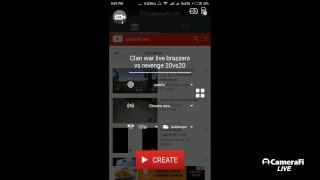 Clan war live brazzers vs revenge 20vs20